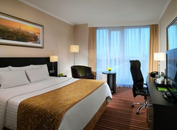 Гостиница Marriott Courtyard Center West Pushkin в Санкт-Петербурге, фотография